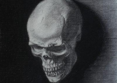 Cast Skull